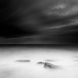 ref 7-P454 - Rocks In the mist